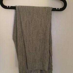 H&M Gray Tweed Dress Pants - NWT Sz 8